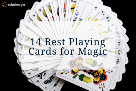 14 Best Playing Cards for Magic