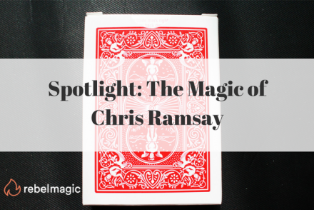 chris ramsay. deck of cards image with blog title