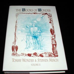 The books of wonder by Tommy Wonder