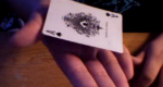 Levitate a Card Off The Palm of Your Hand