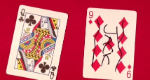 signed playing card