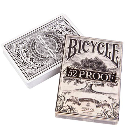 Bicycle 52 Proof Playing Cards