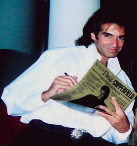 Famous Magicians: David Copperfield