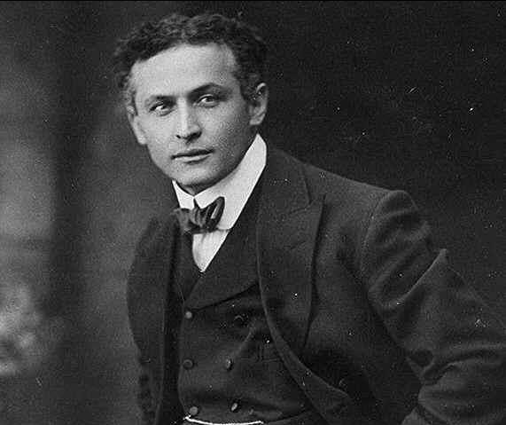 Famous Magicians: Harry Houdini