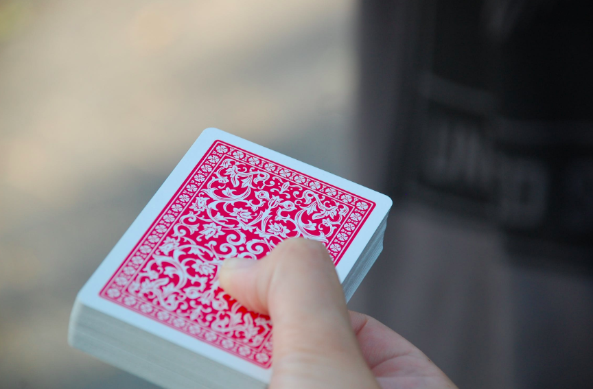 lennart green: blur design deck fingers