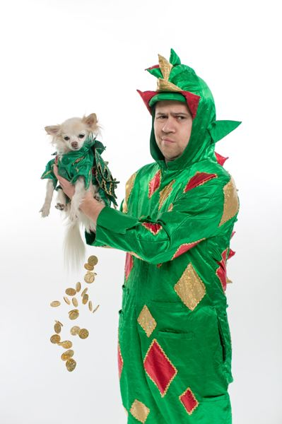 Piff the Magic Dragon and Mr. Piffles