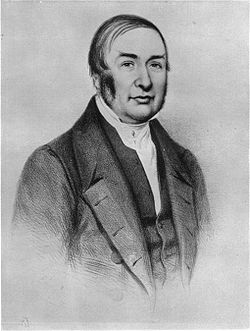 sketch of James Braid