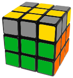 Sune and antisune algorithm2 - how to solve a rubik's cube