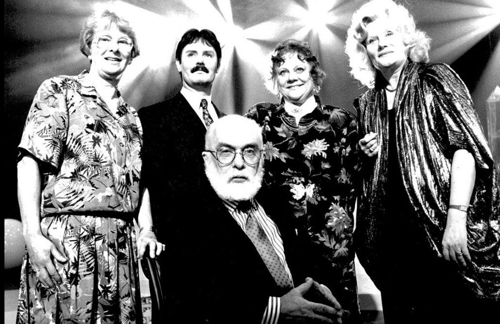 James Randi: psychic investigator photo